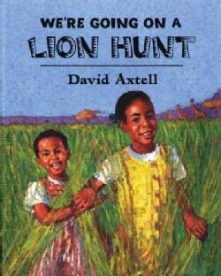 We're Going on a Lion Hunt (Paperback)