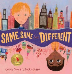 Same, Same But Different (Hardcover)