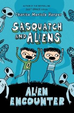 Alien Encounter (Hardcover)