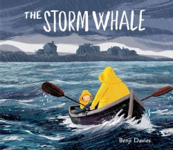 The Storm Whale (Hardcover)