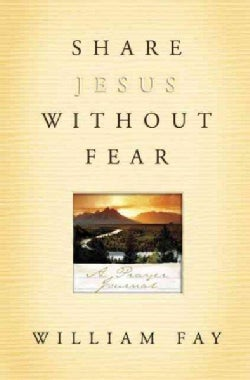 book review of share jesus without Share the gospel with no pressure, no arguments, no fear of failure think share jesus without fear c an help you can learn practical helps to present the compelling message of god's saving grace from author bill fay.
