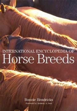 International Encyclopedia of Horse Breeds (Paperback)