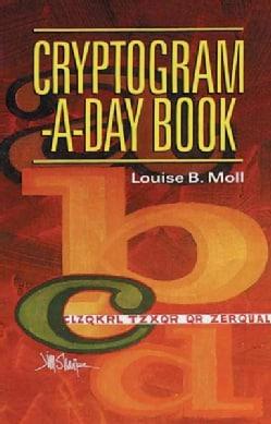 Cryptogram-A-Day Book (Paperback)