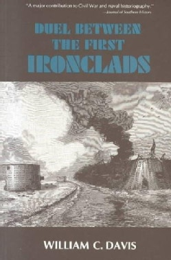 Duel Between the First Ironclads (Paperback)