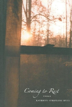 Coming to Rest: Poems (Paperback)