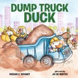 Dump Truck Duck (Hardcover)