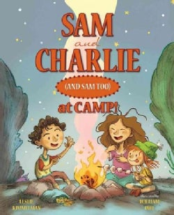 Sam and Charlie and Sam Too at Camp! (Hardcover)