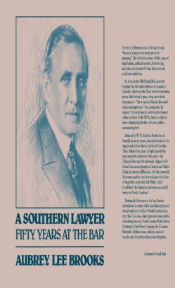 A Southern Lawyer: Fifty Years at the Bar (Paperback)