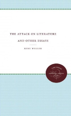 The Attack on Literature and Other Essays (Paperback)