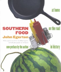 Southern Food: At Home, on the Road, in History (Paperback)