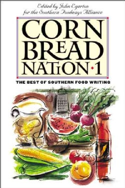 Cornbread Nation 1: The Best of Southern Food Writing (Paperback)
