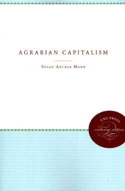 Agrarian Capitalism in Theory and Practice (Paperback)