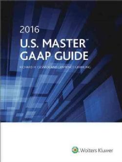 U.S. Master GAAP Guide 2016 (Paperback)