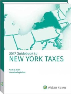 Guidebook to New York Taxes 2017 (Paperback)