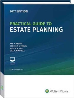 Practical Guide to Estate Planning 2017 (Paperback)
