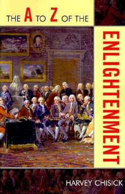 The A to Z of the Enlightenment (Paperback)
