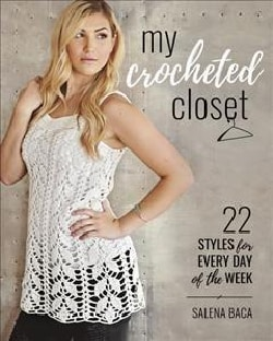 My Crocheted Closet: 22 Styles for Every Day of the Week (Paperback)