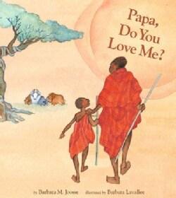 Papa Do You Love Me? (Hardcover)