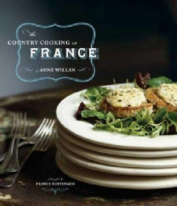 The Country Cooking of France (Hardcover)