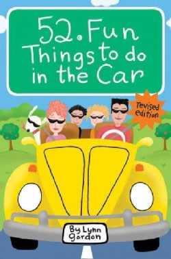 52 Fun Things to Do in the Car (Cards)