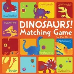 Dinosaurs! Matching Game (Cards)