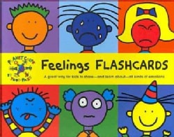 Feelings Flash Cards: A Great Way for Kids to Share and Learn About All Kinds of Emotions (Cards)