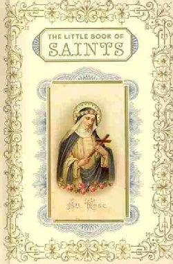 The Little Book of Saints (Hardcover)