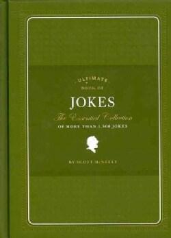 Ultimate Book of Jokes (Hardcover)