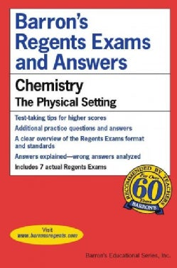 Regents Exams and Answers: Chemistry (Paperback)