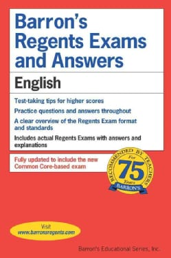 Regents Exams and Answers: English (Paperback)