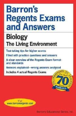 Regents Exams and Answers: Biology (Paperback)