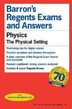 Barron's Regents Exams and Answers: Physics (Paperback)