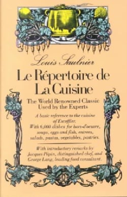 Le Repertoire De La Cuisine: A Guide to Fine Foods (Hardcover)