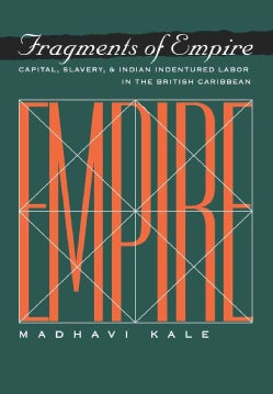 Fragments of Empire: Capital, Slavery, and Indian Indentured Labor Migration in the British Caribbean (Hardcover)