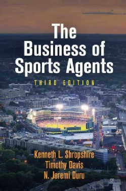 The Business of Sports Agents (Hardcover)