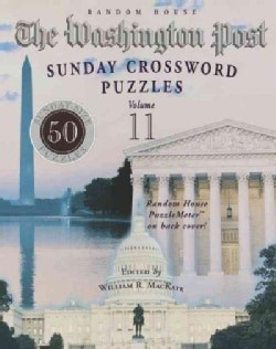 The Washington Post Sunday Crossword Puzzles (Paperback)