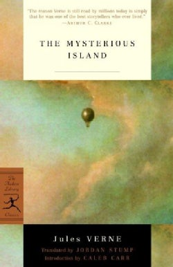 The Mysterious Island (Paperback)