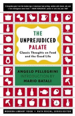 The Unprejudiced Palate: Classic Thoughts on Food and the Good Life (Paperback)