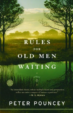 Rules for Old Men Waiting (Paperback)