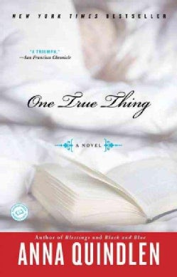 One True Thing (Paperback)