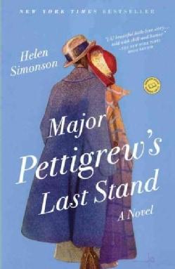 Major Pettigrew's Last Stand (Paperback)
