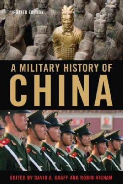 A Military History of China (Paperback)