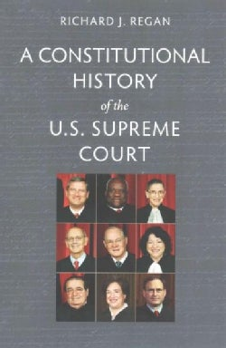 A Constitutional History U.S. Supreme Court (Paperback)