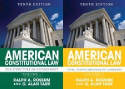 American Constitutional Law (Paperback)