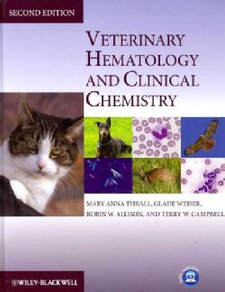 Veterinary Hematology and Clinical Chemistry (Hardcover)