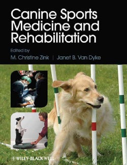 Canine Sports Medicine and Rehabilitation (Paperback)