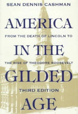 America in the Gilded Age: From the Death of Lincoln to the Rise of Theodore Roosevelt (Paperback)