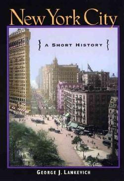 New York City: A Short History (Paperback)
