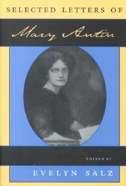 Selected Letters of Mary Antin (Hardcover)