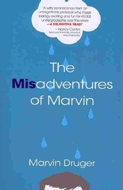 The Misadventures of Marvin (Paperback)
